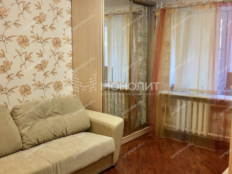 трёхкомнатная квартира на улице Горная дом 11 к1