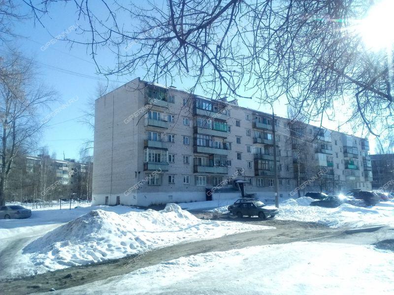 однокомнатная квартира на улице Чапаева дом 2а город Балахна